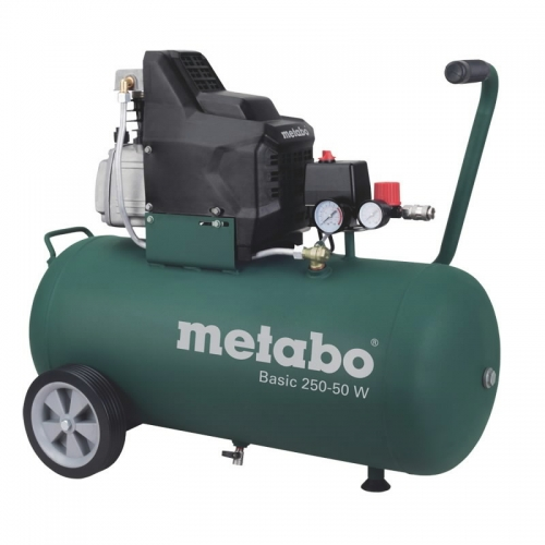 METABO Kompresors Basic 250-50 W,