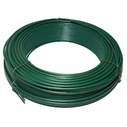 STIEPLE 2/3MM*100M Zn/PVC