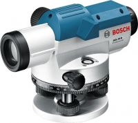 BOSCH NIVELIERIS OPTISKAIS GOL 26D+BT160+GR500