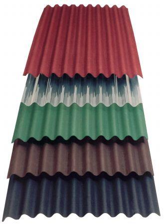 Onduline PVC loksne  profils 9