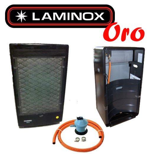 Laminox ORO - katalītiskais gāzes kamīns